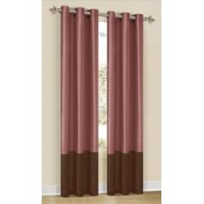 Britney Grommet Curtain Single Panel