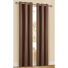 Mirage Grommet Curtain Panel Pair