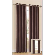 Ashton Grommet Curtain Single Panel