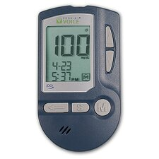 Voice Blood Glucose Monitoring System