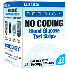Autocode Blood Glucose Test Strips (Box of 50)