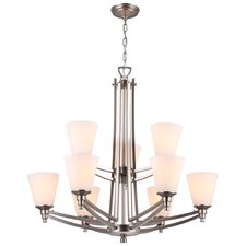 <strong>DVI</strong> Georgetown 9 Light Chandelier