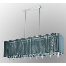 Mayfair 5 Light Linear Pendant