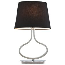 "Cobalt 1 Light  "" H Table Lamp with  Shade (Set of 2)"