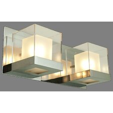 Narvik 2 Light Bath Vanity Light