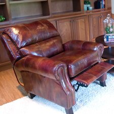 Hemingway Leather Recliner