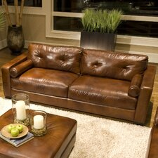 Soho Leather Sofa