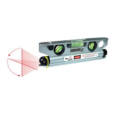 <strong>Johnson Level and Tool</strong> Magnetic Aluminum Torpedo Laser Level