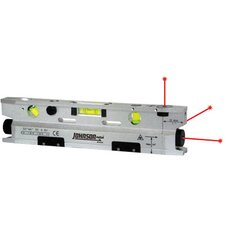 Three-Beam Magnetic Torpedo Laser Level