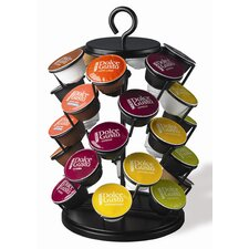 <strong>Nifty Home Products</strong> Nescafe Dolce Gusto Capsule Carousel in Powder Coated Black