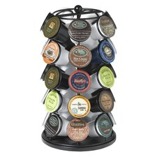 K- Cup Carousel in Black