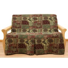 Arabian Skirted Slipcover