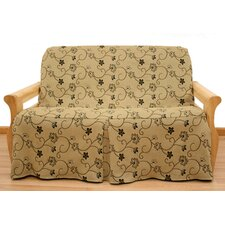 Charlotte Skirted Slipcover