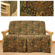 Bombay Skirted Futon Cover