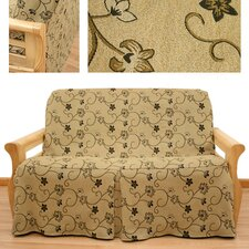 Charlotte Skirted Futon Cover