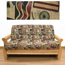 Hip Hop 5 Piece Full Futon Cover Set