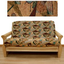 Mardi Gras 5 Piece Full Futon Cover Set