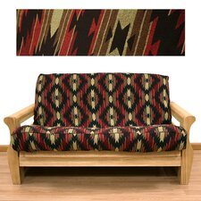 <strong>Easy Fit</strong> Cherokee 5 Piece Full Futon Cover Set