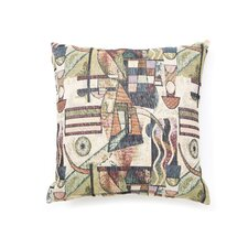 Hip Hop Cotton Square Pillow
