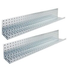 Pegboard Shelves
