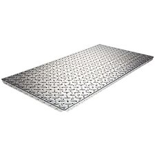 Aluminum Pegboard Strip with Flange