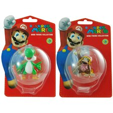 Super Mario - Yoshi and Dixie Mini Figure Bundle - Series 3