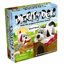 Diggity Dog Board Game