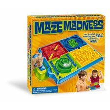 <strong>International Playthings</strong> Maze Madness Game