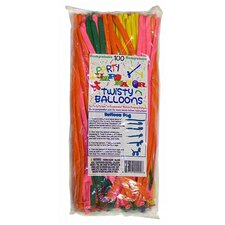 Twisty Balloon Refill Pack for Party Pumper