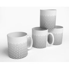 Hex Fade Mug (Set of 4)