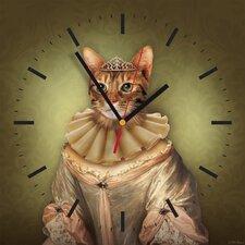 Uhr Katzenprinzessin