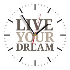 Uhr Live your dream