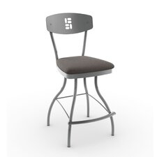 Urban Style Domino Swivel Stool