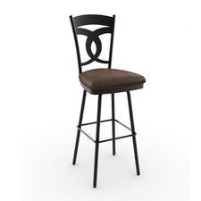 <strong>Amisco</strong> Countryside Style Valley Swivel Stool