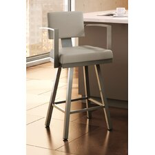 "Urban Style Akers 26"" Swivel Bar Stool"