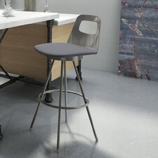 "Urban Style 26"" Ovo Swivel Bar Stool"