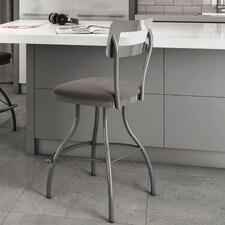 "Urban Style 26"" Cora Swivel Bar Stool"