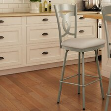 "Countryside Style 30"" Valley Swivel Bar Stool"