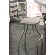 "Urban Style 26"" Domino Swivel Bar Stool"