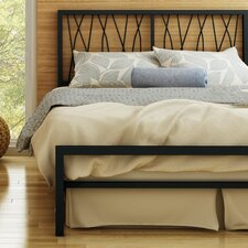 Ivy Metal Bed