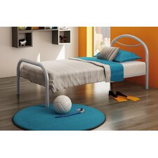 Polo Twin Steel Bed