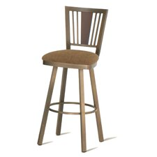 "Madison 26"" Swivel Counter Stool with Memory Return"