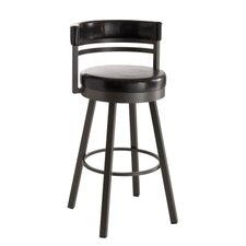 "Europa 30"" Ronny Swivel Bar Stool"