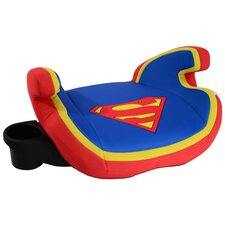 Superman Deluxe No Back Booster Seat