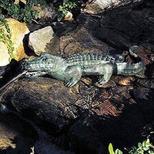 Alligator Fountain