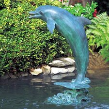Lone Dolphin Fountain