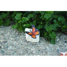 Butterfly Rock Garden Accents (Set of 4)