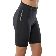 1.5mm XSPAN Shorts in Black