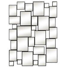 Contemporary Rectangular Wall Mirror
