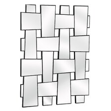 Contemporary Rectangular Wall Mirror
